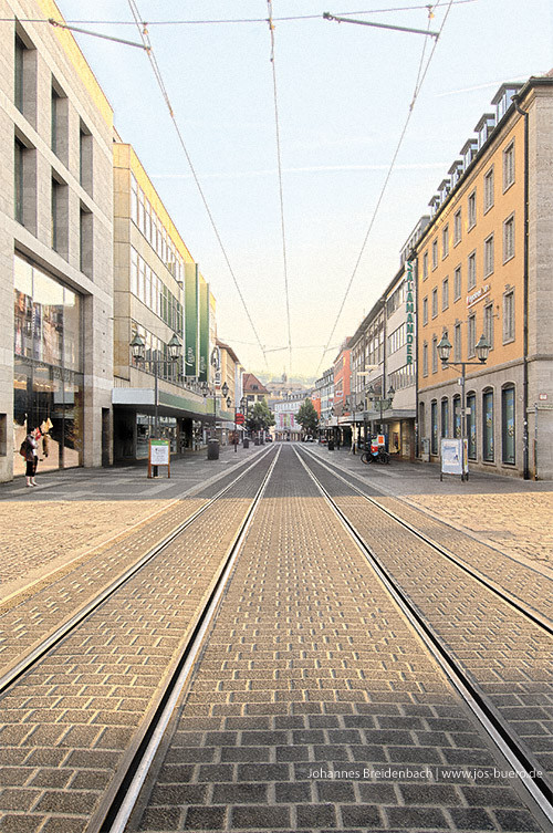 Straßen Buchprojekt Johannes Breidenbach Würzburg