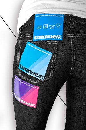 timmies Sticker Würzburg