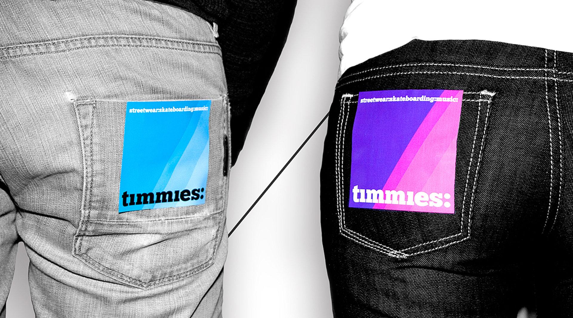 Timmies Sticker sticker aufkleber brand new grafikdesign