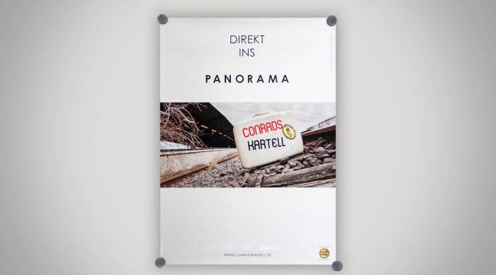 Conrads Kartell Poster Design
