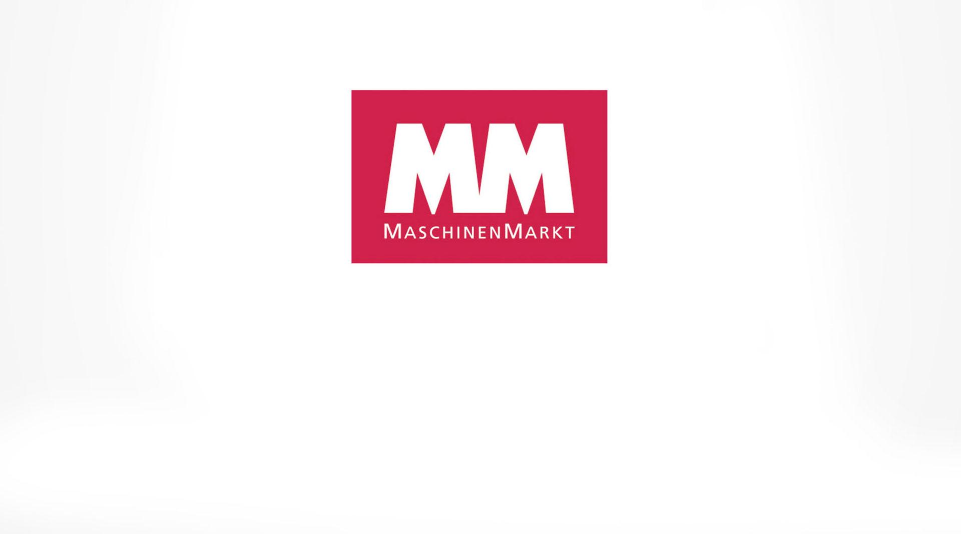 Logo MaschinenMarkt MM ReDesign