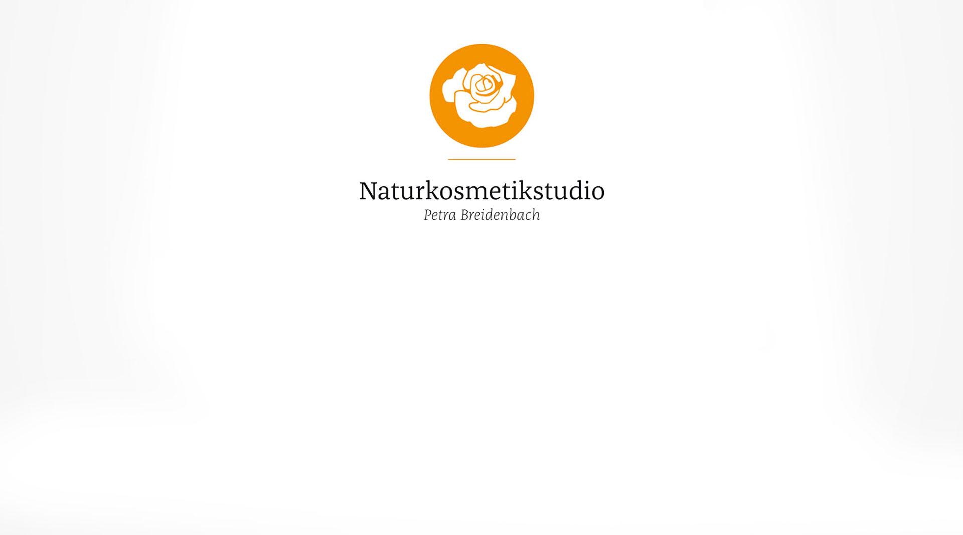Logo Naturkosmetikstudio Petra Breidenbach