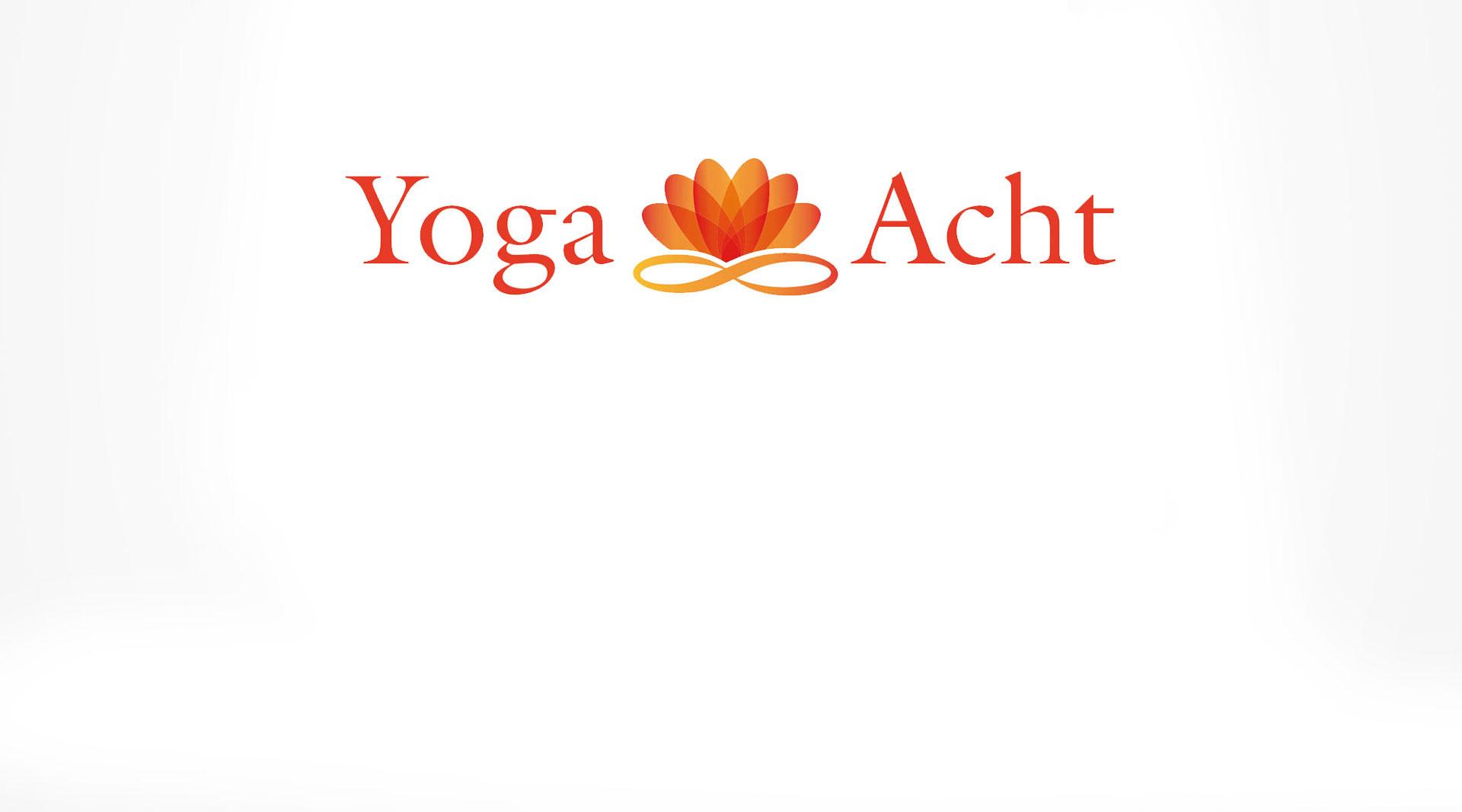 Logo Yoga Acht