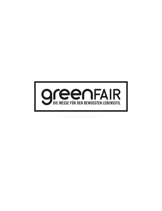 Greenfair Logo Gestaltung