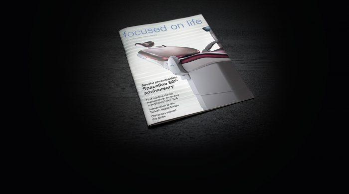 J. Morita Europe Magazin Editorial Design