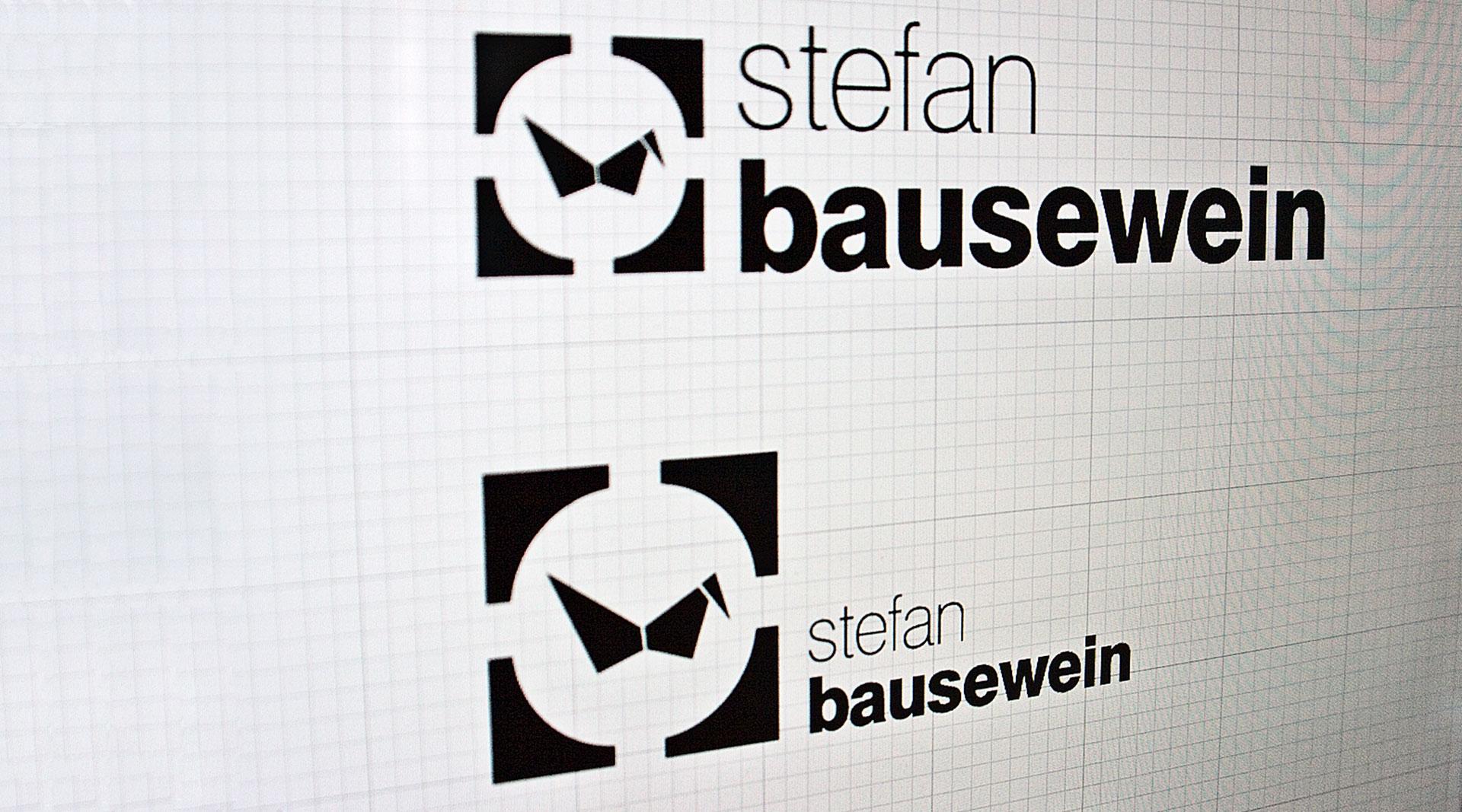 Stefan Bausewein Photografie Logodesign Würzburg