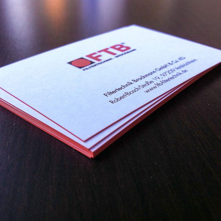 FTB Corporate Identity Würzburg