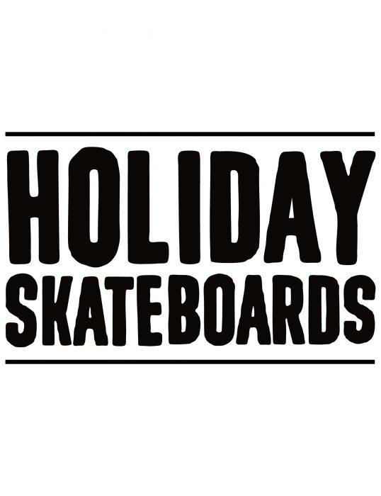 Holiday Skateboards Logo ReDesign jos büro für Gestaltung Würzburg