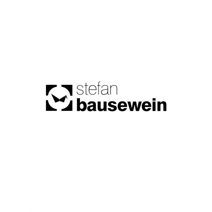 Stefan Bausewein Logo Markenkreation jos büro für Gestaltung Würzburg
