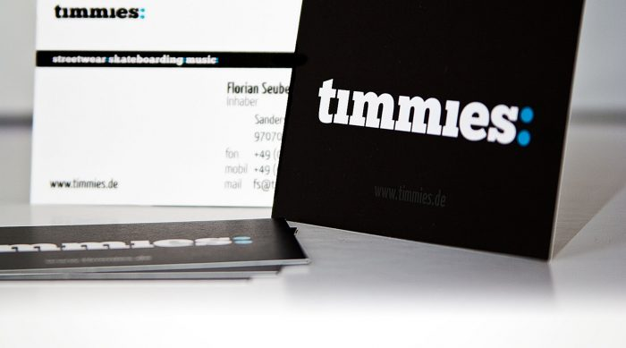 Timmies Logodesign Würzburg