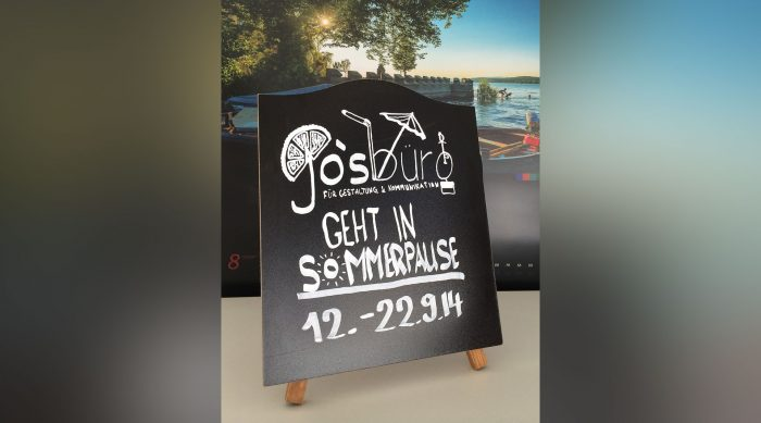 Sommerpause 2014 Würzburg