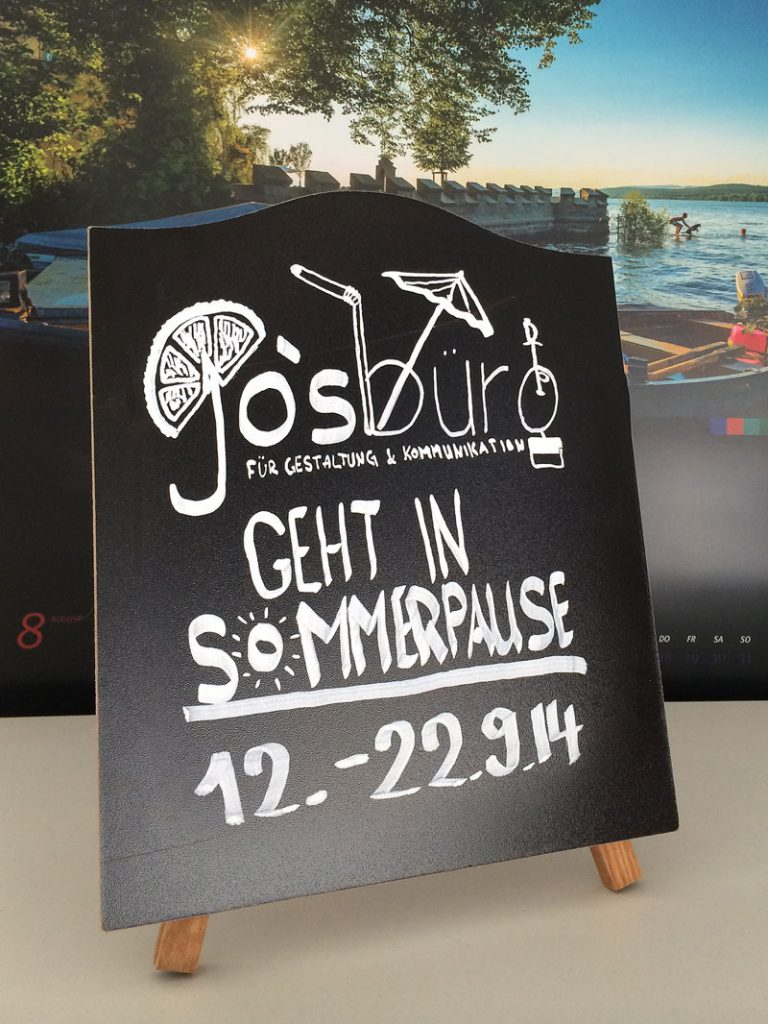 Sommerpause 2014 Würzburg