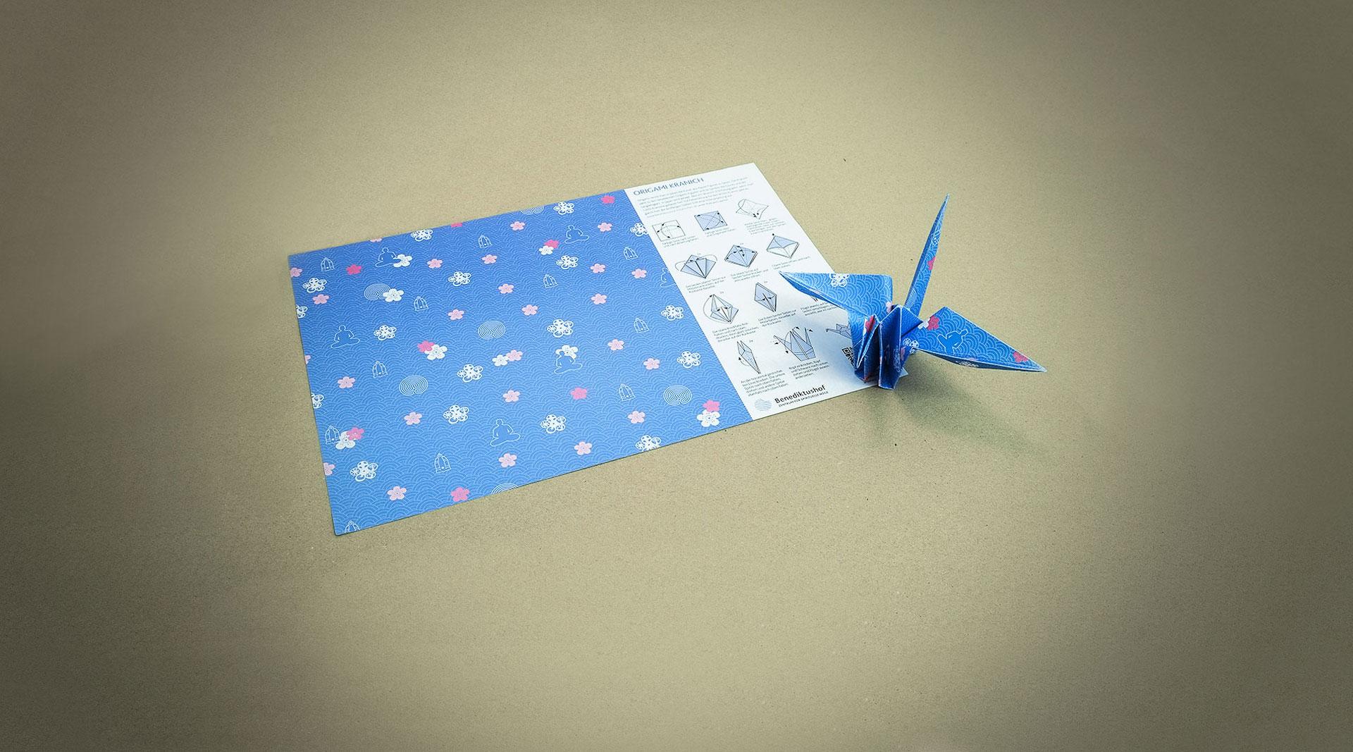 Origamipapier Würzburg