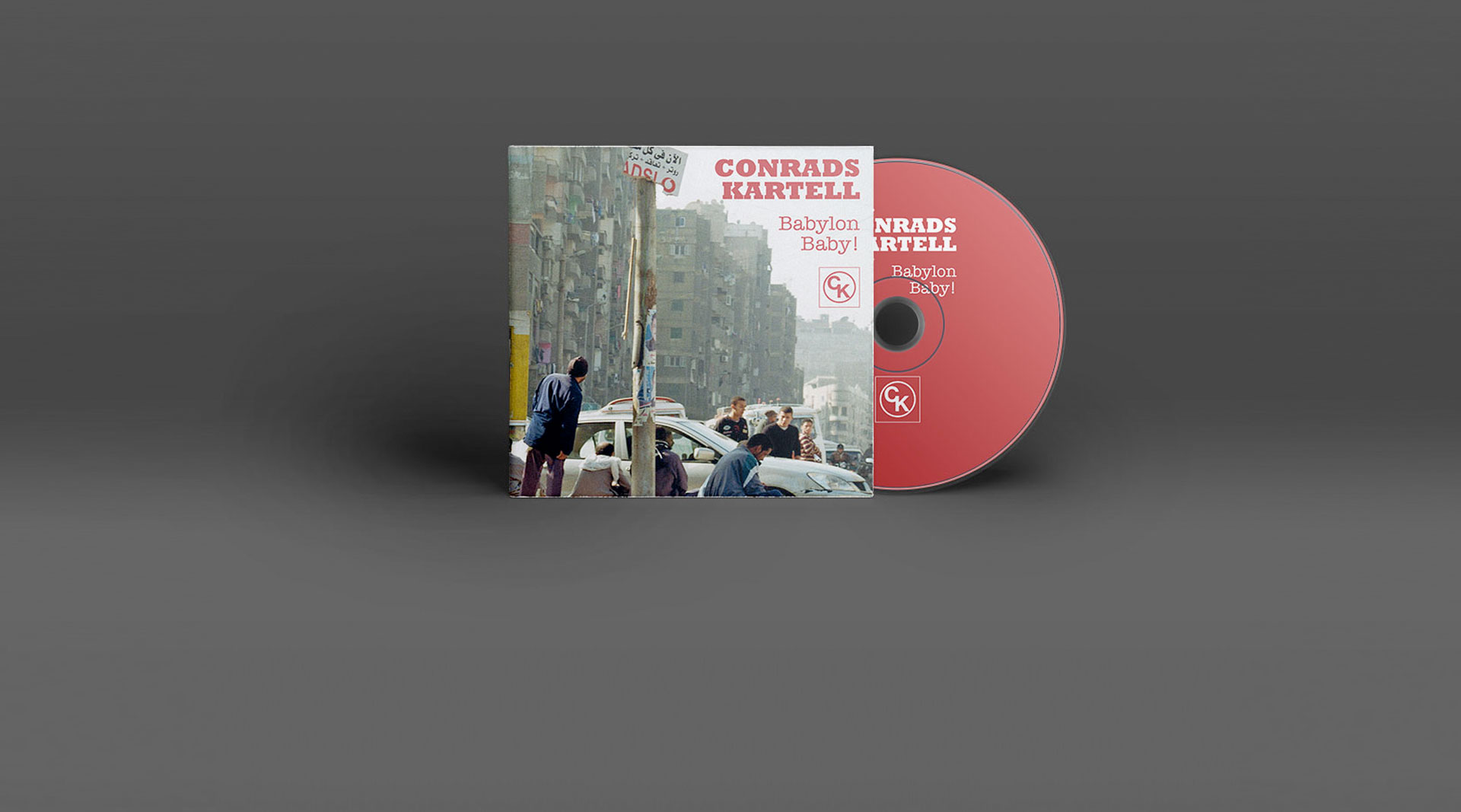CD Artwork Conrads Kartell Würzburg