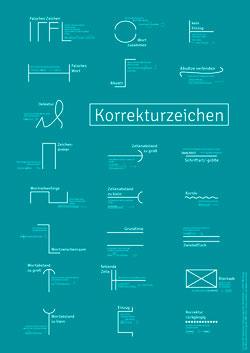 Korrekturzeichen Würzburg
