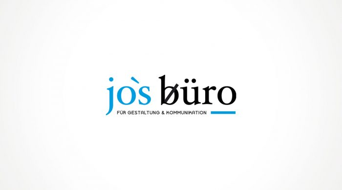 jo's büro für Gestaltung Logo Würzburg
