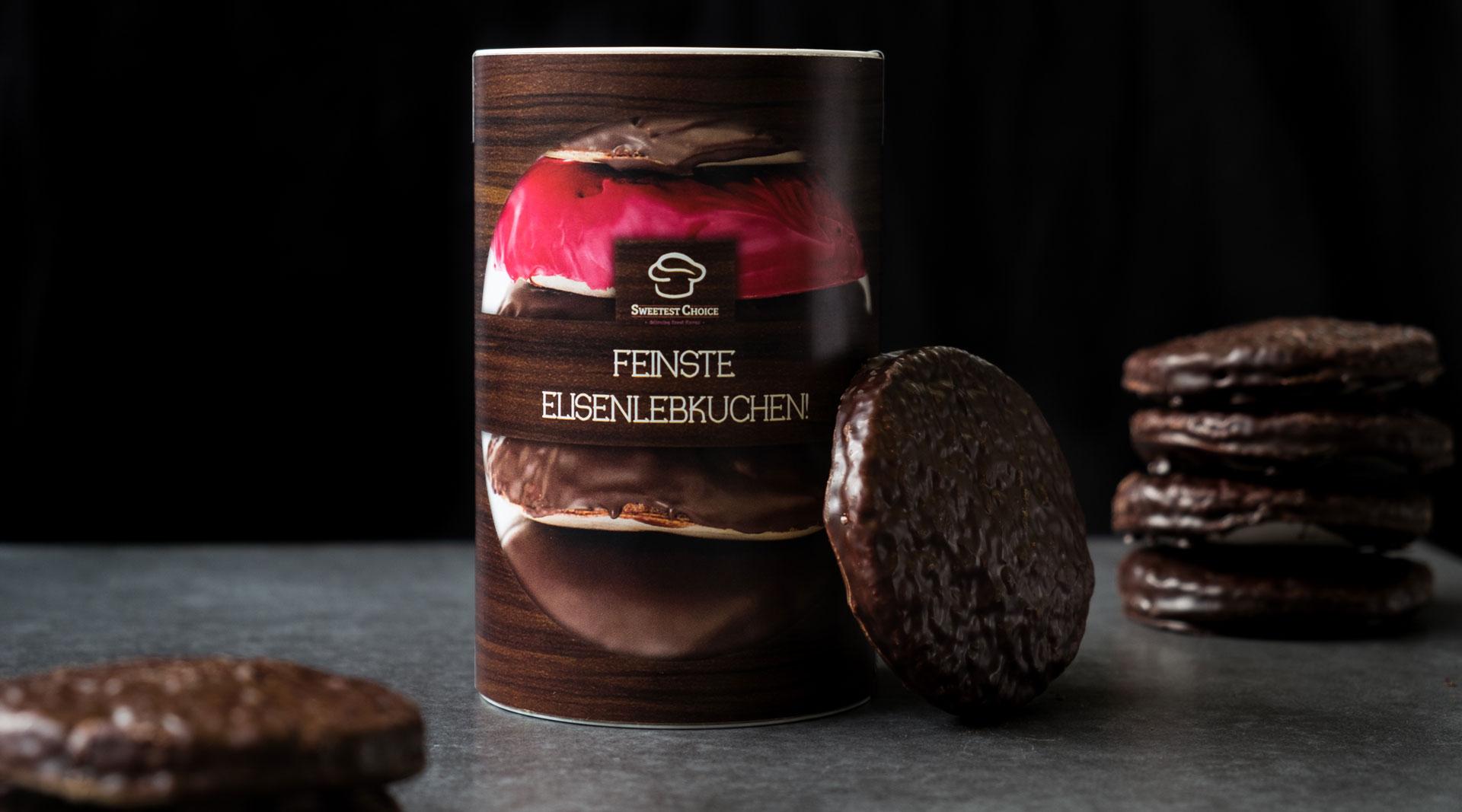 Sweetest Choice Lebkuchenverpackung Würzburg