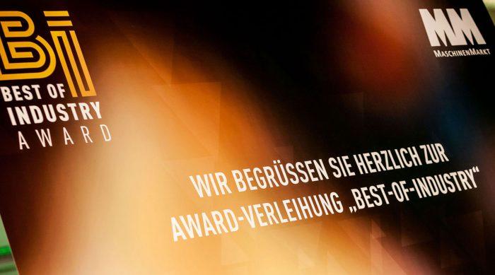 Best of Industry Award Würzburg