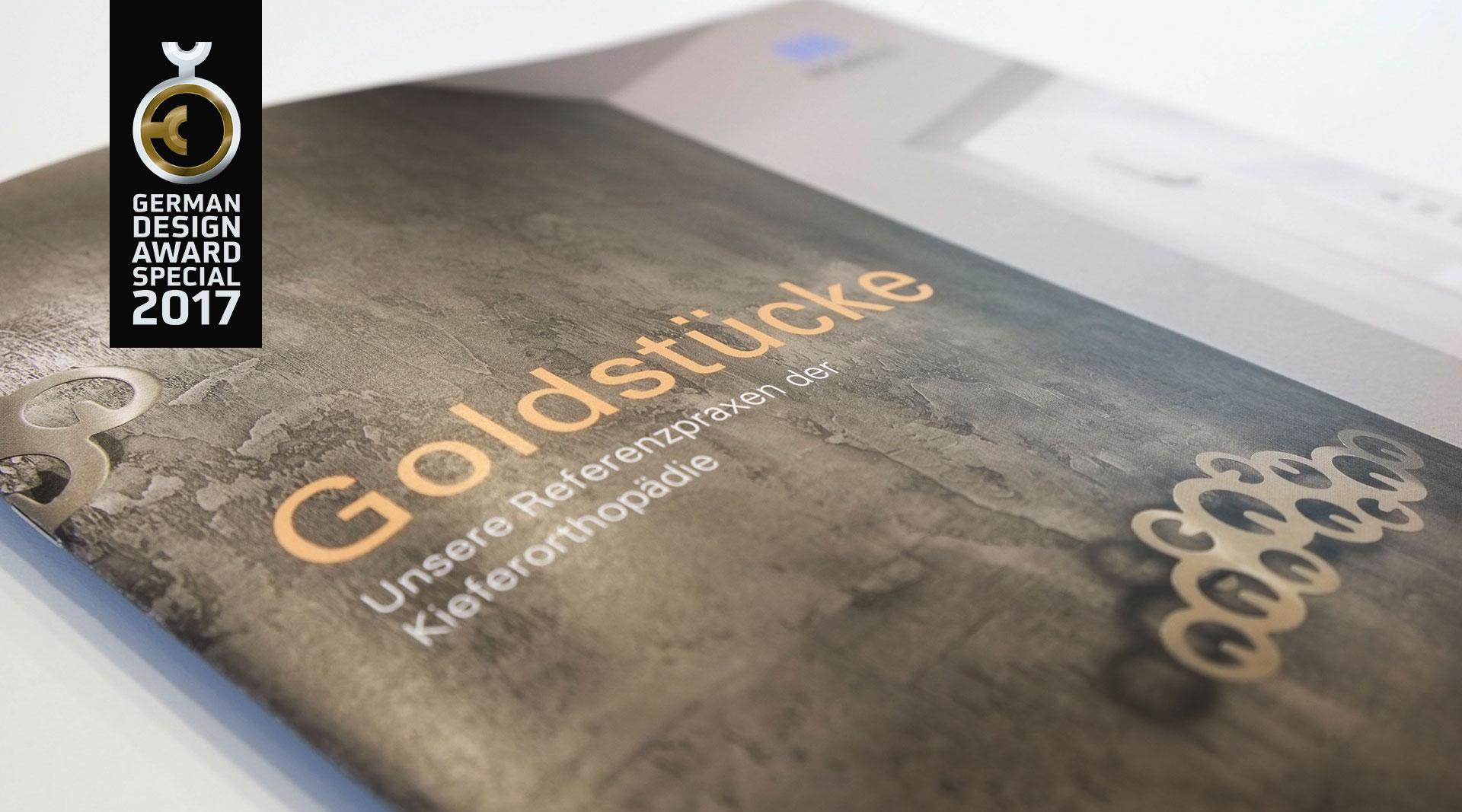 Referenzbroschüre Morita KFO Goldstücke