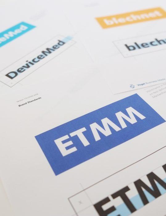 VBM Markenkreation ReDesign Logo Magazin jos büro für Gestaltung Würzburg