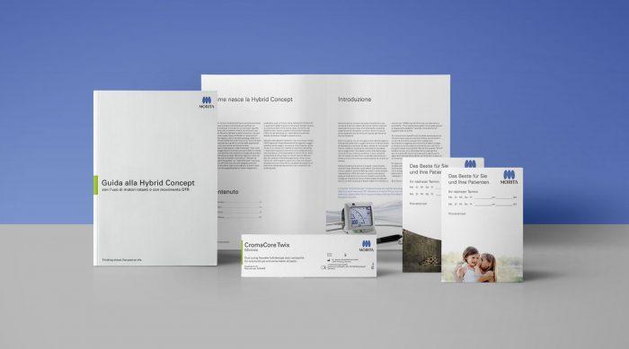 J. Morita Europe GmbH 2016 Printprodukte Design