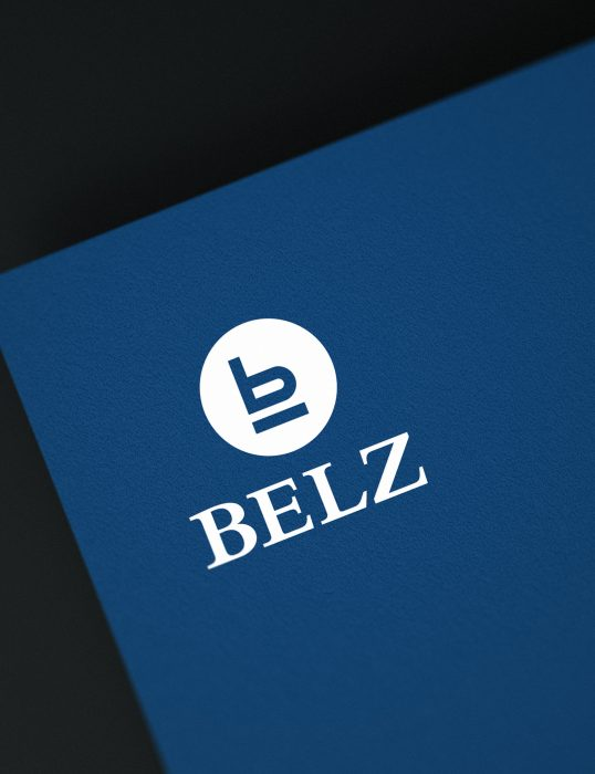 Belz Logo Close-Up Corporate Design jos büro für Gestaltung Würzburg