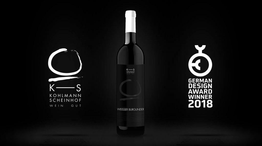 Weingut Franken Design Award Winner Würzburg