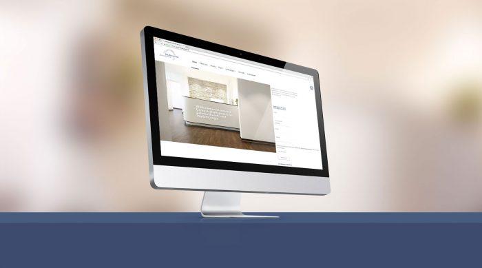 Dr. Bschorer Zahnärzte Dinkelsbühl Webdesign