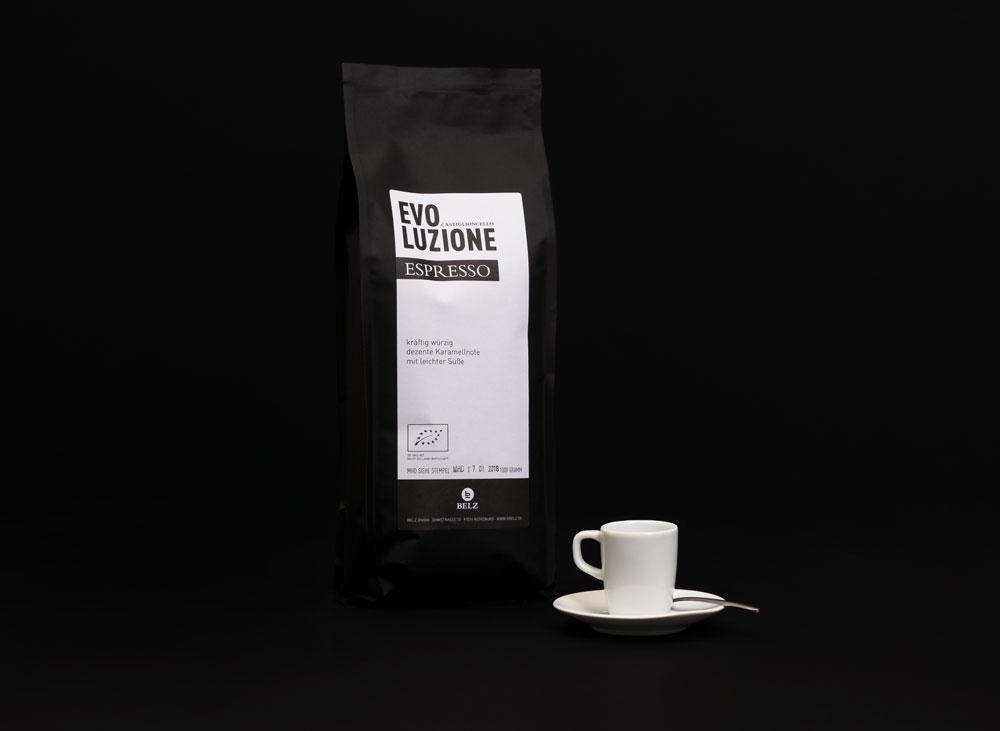 Kaffee Packaging BELZ Würzburg