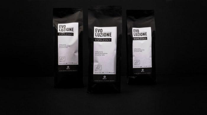 Belz Kaffeepackaging Evoluzione Würzburg