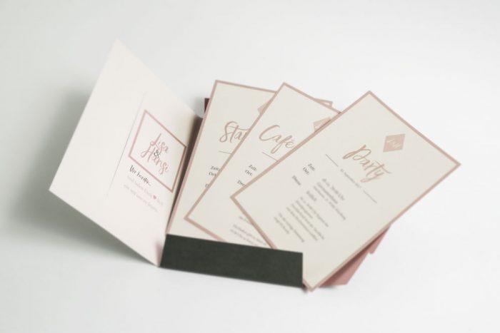 Hochzeit Einladung Design Würzburg