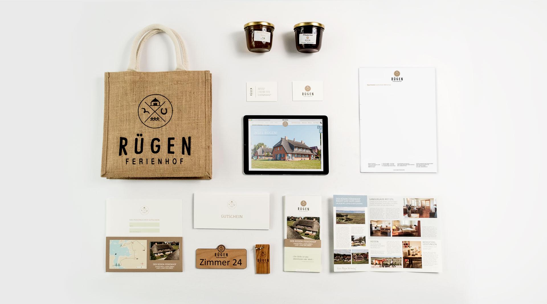 Rügen Ferienhof Design