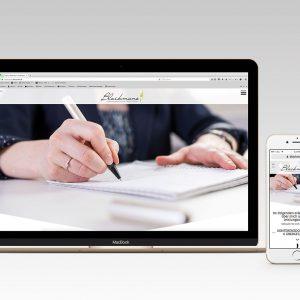 Webdesign Dolmetscher Würzburg OnePager