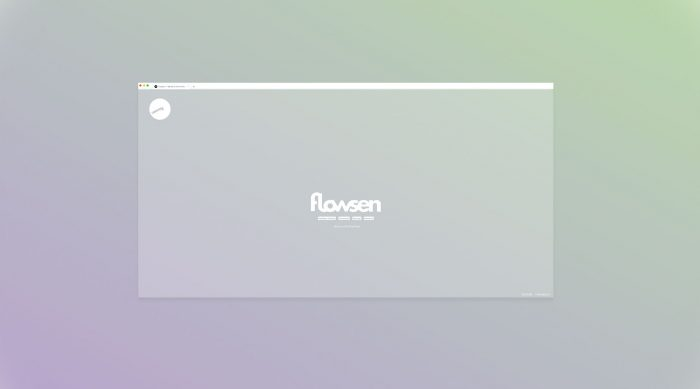 Flowsen DJ Musik Würzburg Webdesign Landing Page jo's büro für Gestaltung