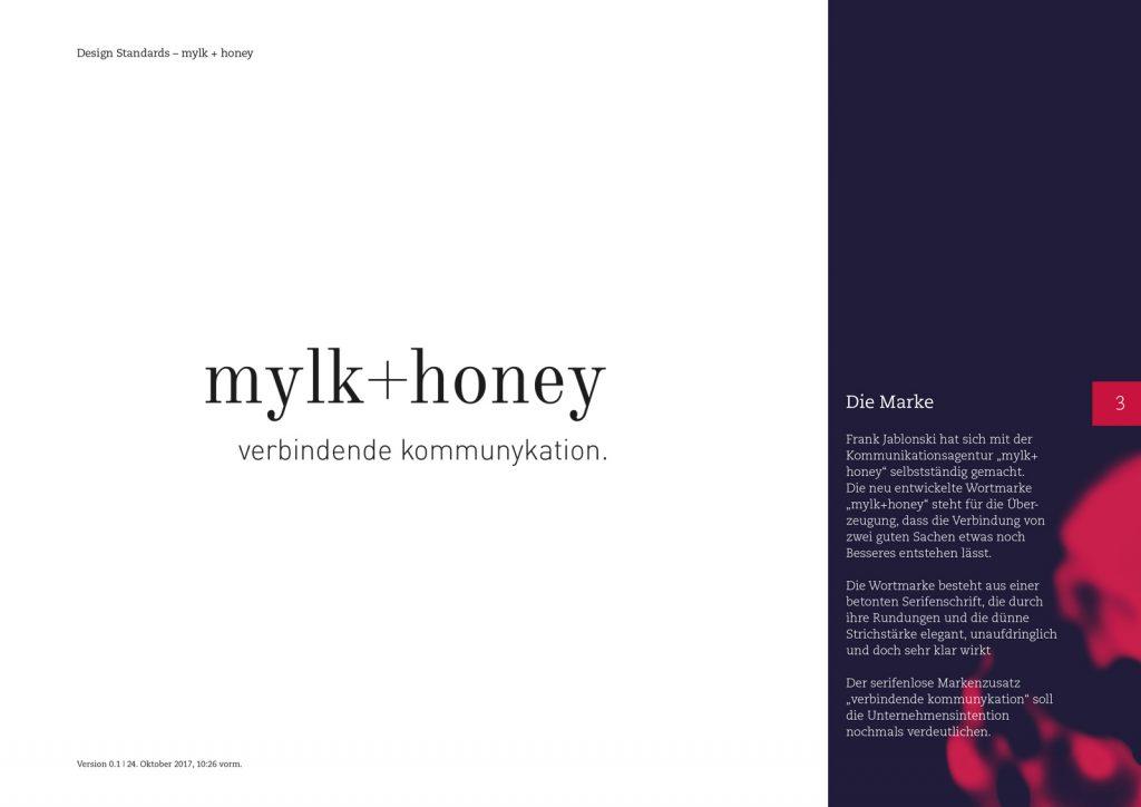 marken entwicklung branding gestaltung mylk+honey