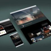 Gentlepix Screendesign Würzburg jo's büro für Gestaltung Webdesign
