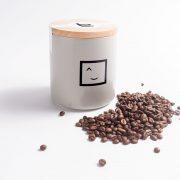 Belz GmbH Kundengeschenk Kaffee Aromadose jo's büro für Gestaltung Packaging Würzburg