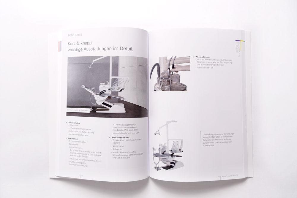 J. Morita Europe Produktkatalog 2017 jo's büro für Gestaltung Editorial Design Würzburg