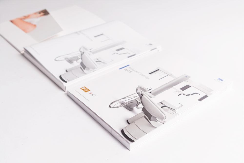J. Morita Europe Versandtasche B2C-katalog 2017 jo's büro für Gestaltung Editorial Design Würzburg