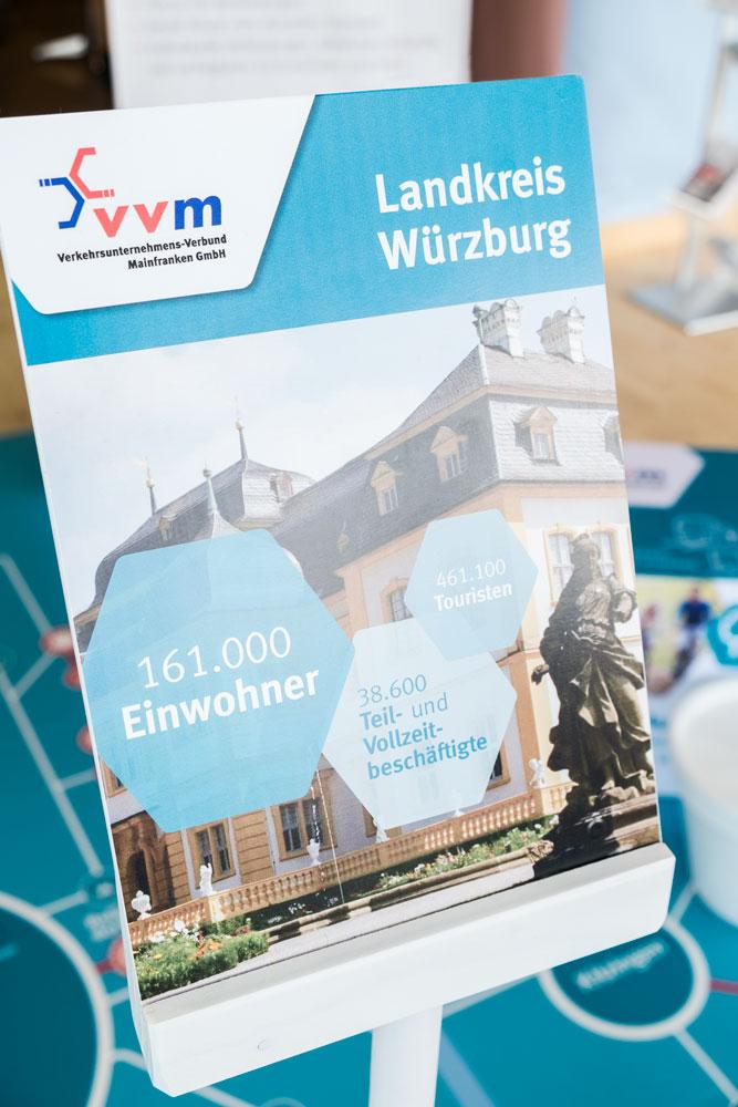 VVM Würzburg Messestand Messekonzept jo's büro für Gestaltung Landesgartenschau 2018