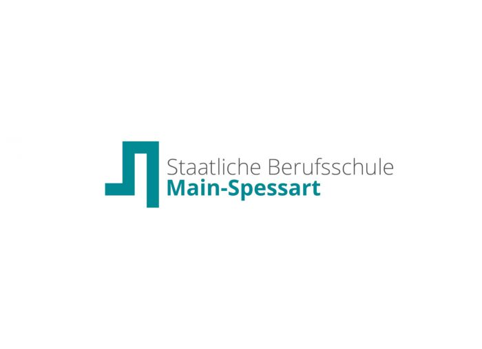 Logodesign Markenevolution Berufsschule Mainspessart Würzburg Franken