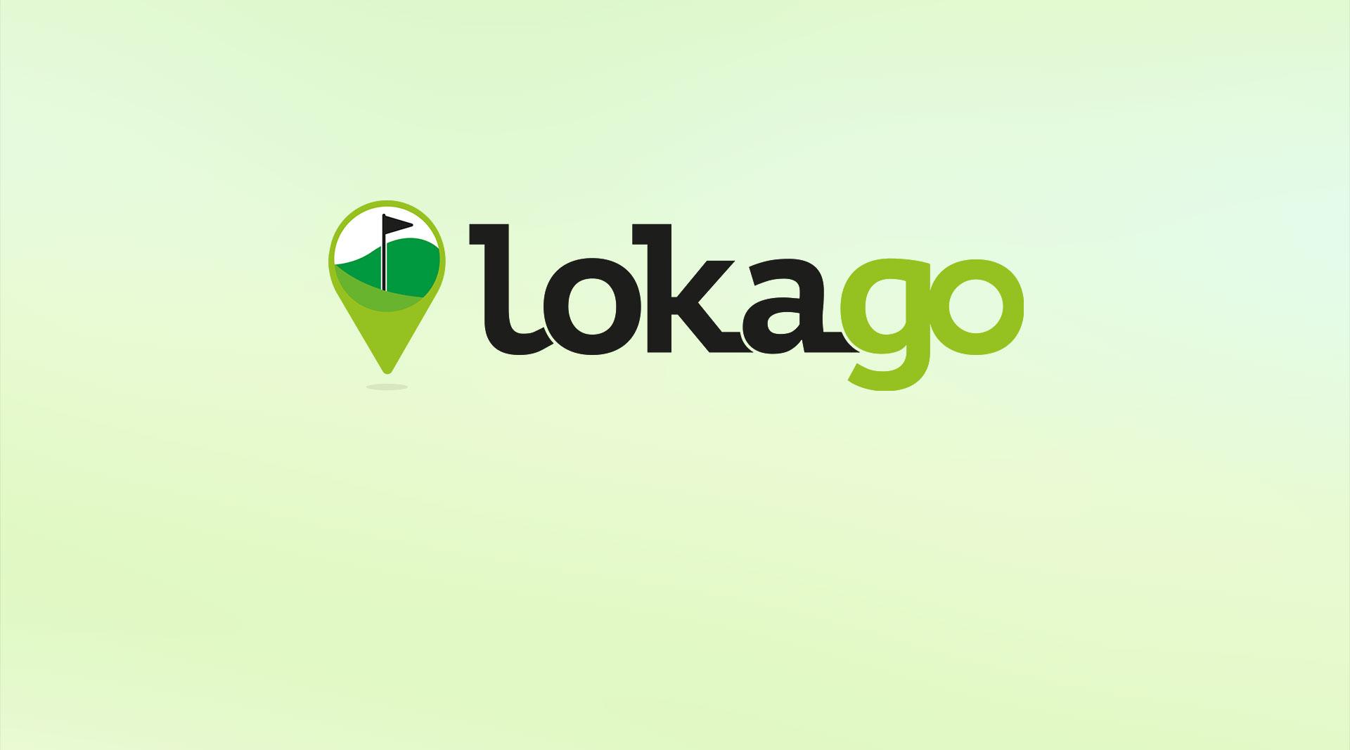 Markenkreation LOKAGO Die Golfsuchmaschine