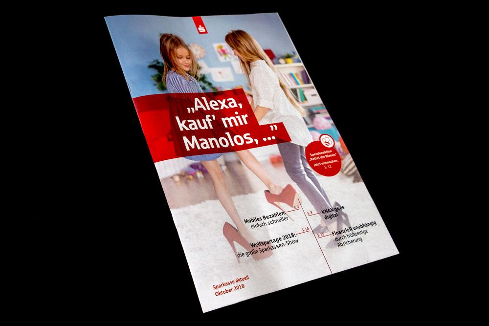 Cover Magazin Sparkasse Bodensee