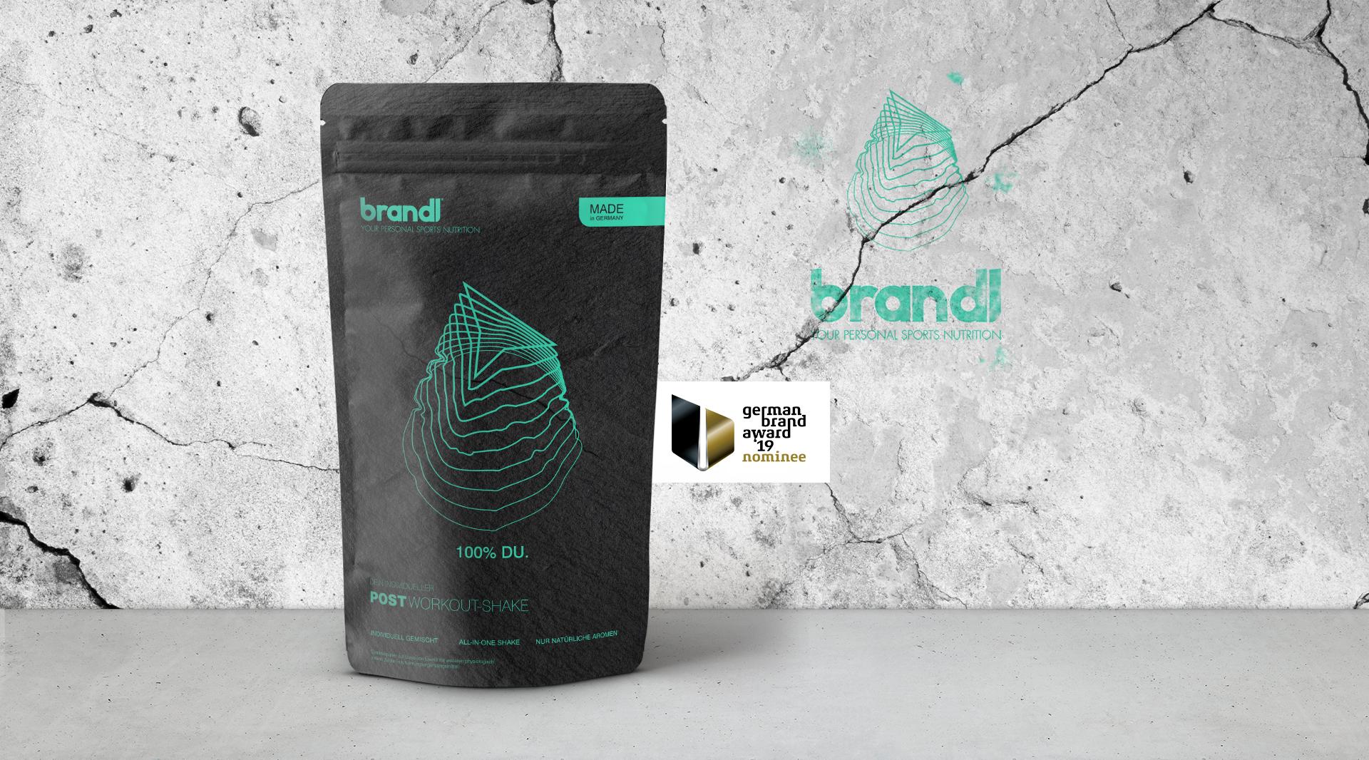 German Brand Award 2019 packaging brand logo marke und design aus würzburg