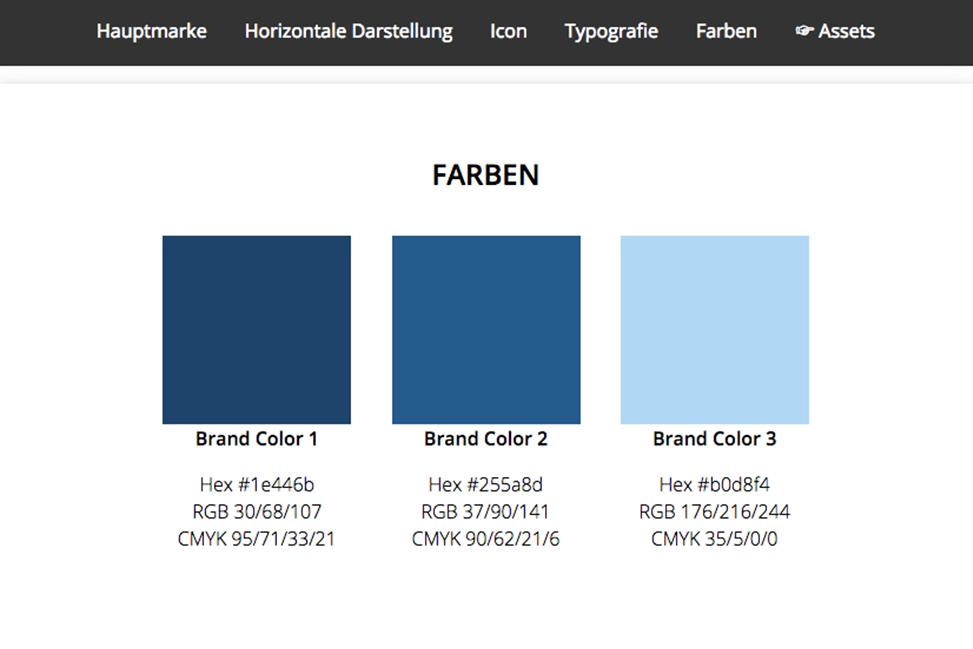 Styleguide Brandbook Corporate Design Sophisticates – Software und digitale Strategie Würzburg jo's büro für Gestaltung Markenkreation Design