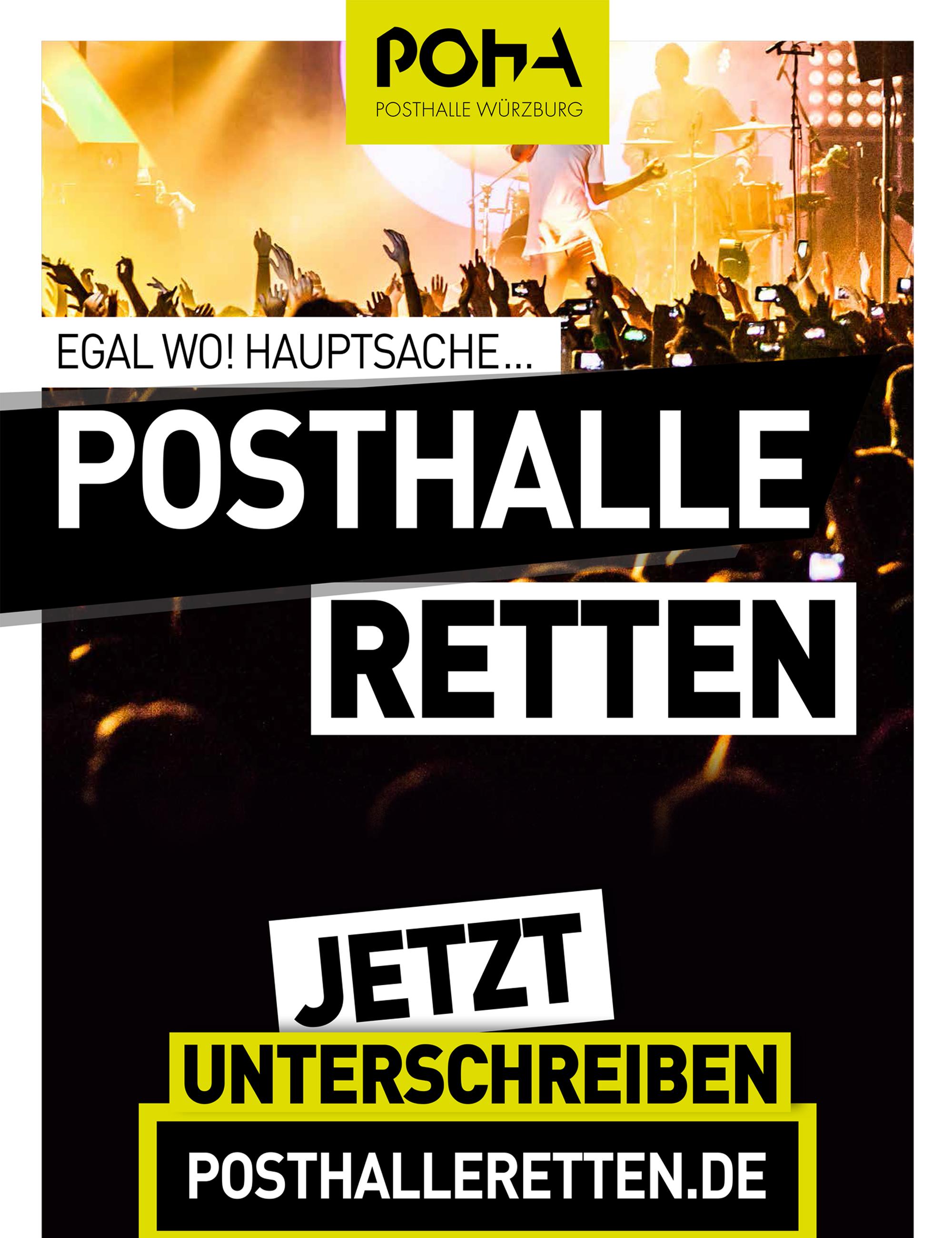 Projekt Posthalle Retten Design