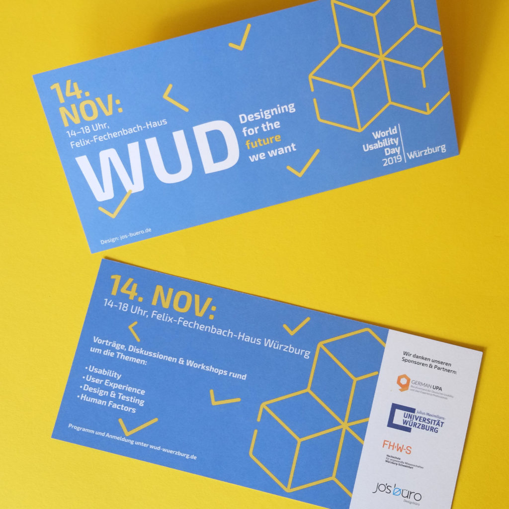 WUD 2019 – World Usability Day
