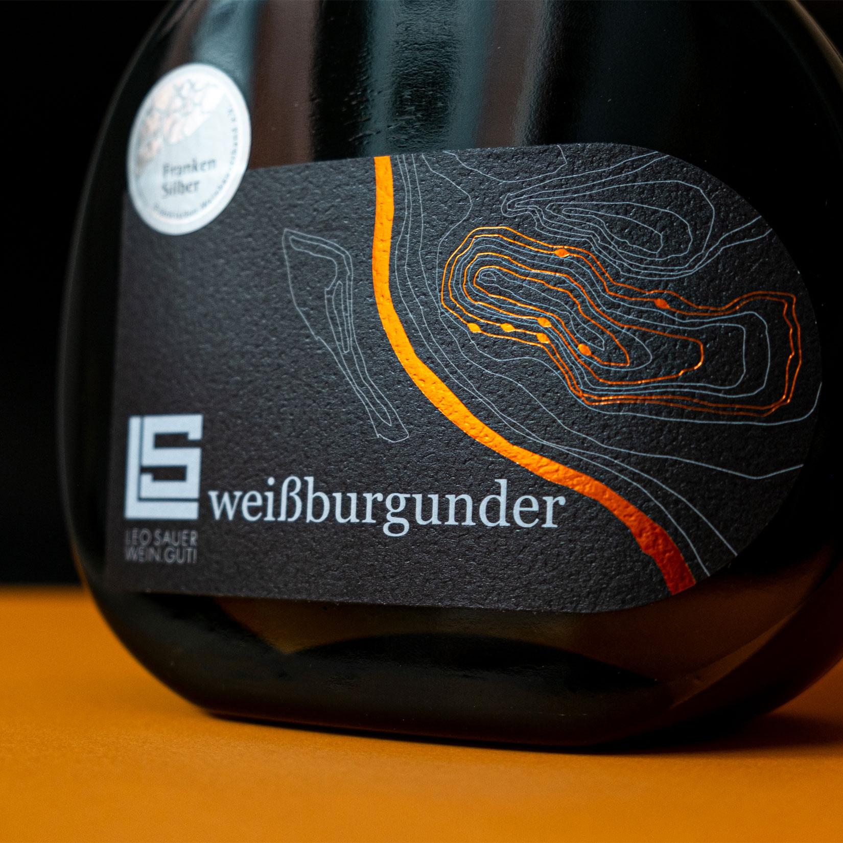Weingut Flaschen Etiketten
