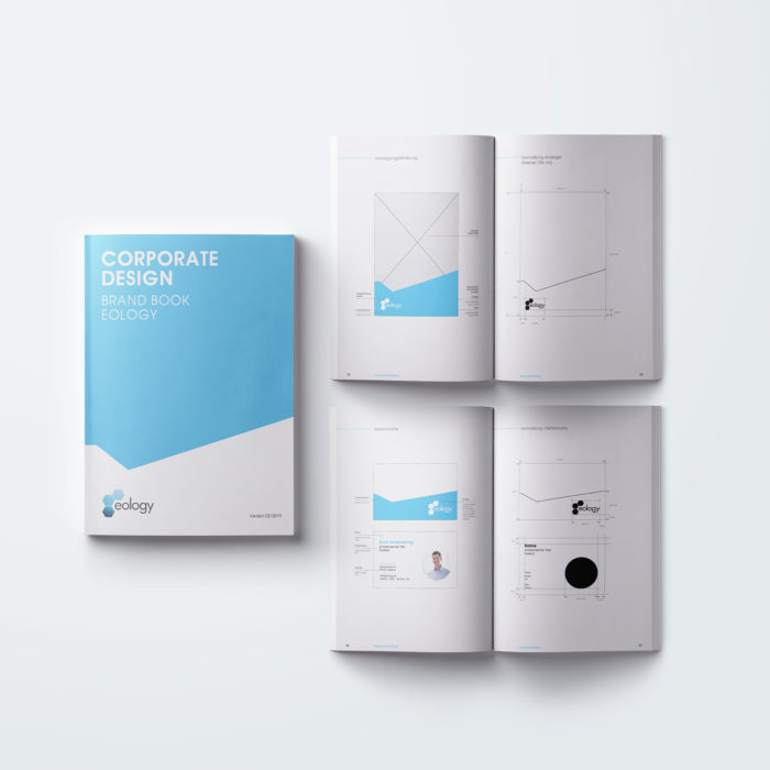 Eology Corporate Design Brandbook