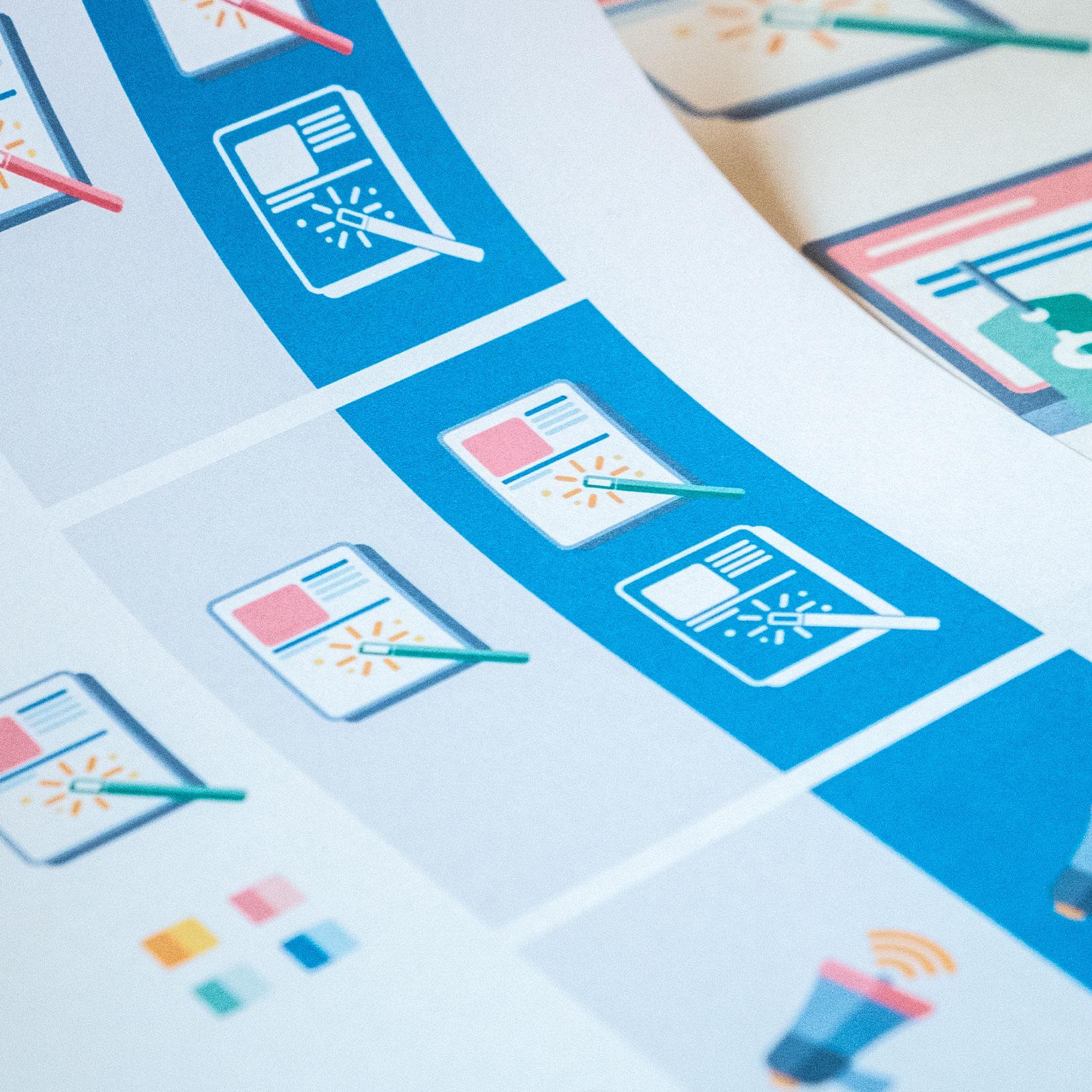 Eology Corporate Design Iconevolution